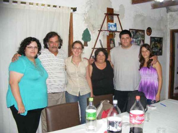 Famille Hernando Zarate